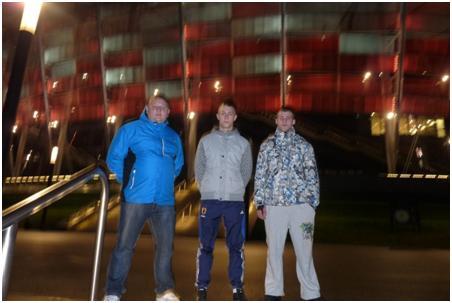 Z wizytą w Polskim Komitecie Olimpijskim – 17 grudnia 2013 roku
