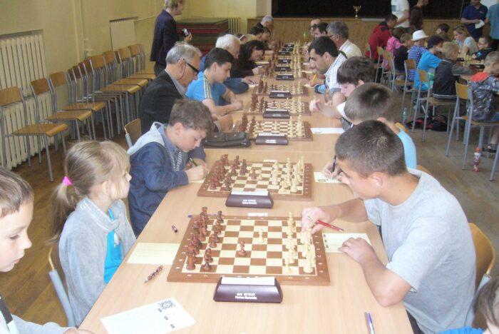Działalność kółka szachowego w 2014 r.