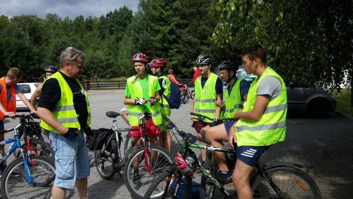 Rajd Rowerowy Leśnymi ścieżkami Nadleśnictwa Radziwiłłów
