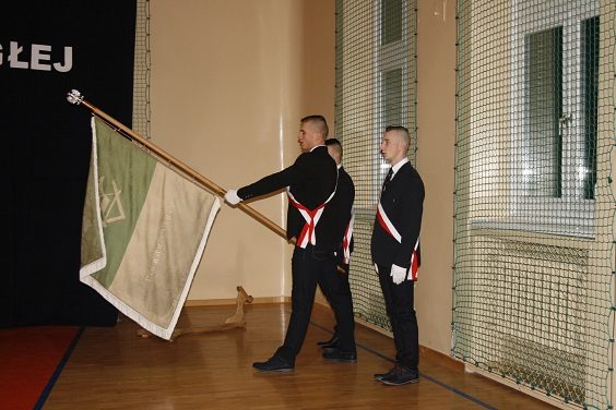 Obchody Narodowego Święta Niepodległości w Zakładzie Poprawczym w Studzieńcu