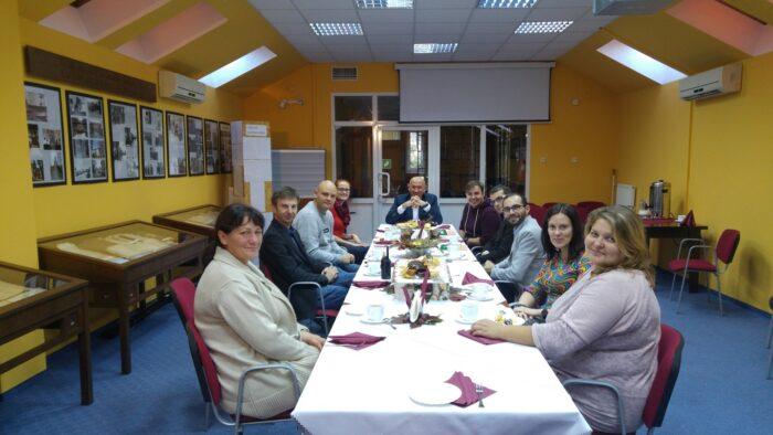 Goście z Włoch i z Litwy