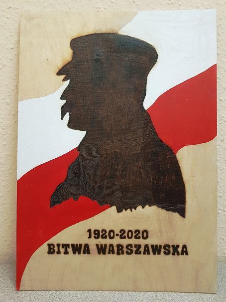 Rozstrzygnięcie konkursu plastycznego Bitwa Warszawska 1920 roku – moja Ojczyzna, mój Bohater