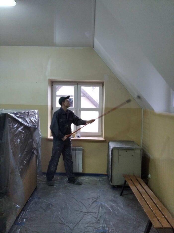 Uczymy się i pracujemy – warsztat monter zabudowy i robót wykończeniowych w budownictwie.