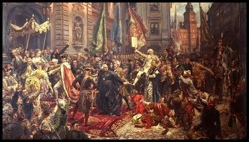 Konkurs Konstytucja 3 Maja - ostatnia wola i testament gasnącej Ojczyzny