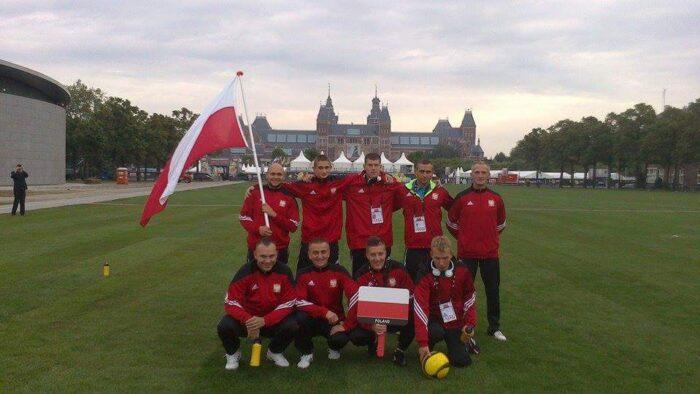 Piłkarskie Mistrzostwa Świata Bezdomnych i Środowisk Trzeźwościowych w Holandii
