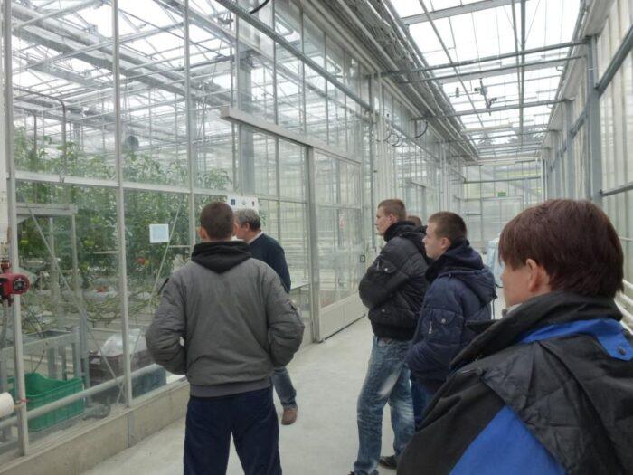 Warsztat ogrodniczy – wycieczka do zakładu pracy