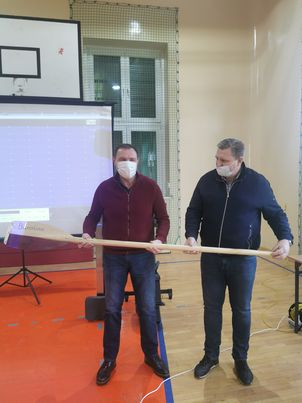 Kolejna wizyta Pana Kajetana Broniewskiego