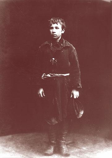 Wychowanek Zakładu Poprawczego w Studzieńcu