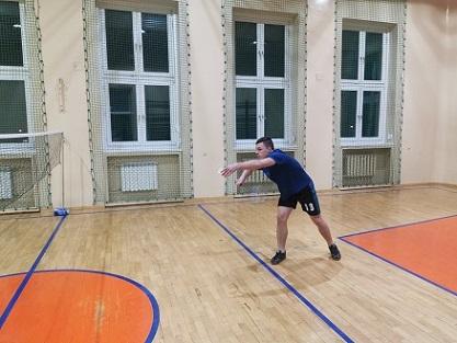 Mikołajkowe Mistrzostwa Zakładu w badmintona