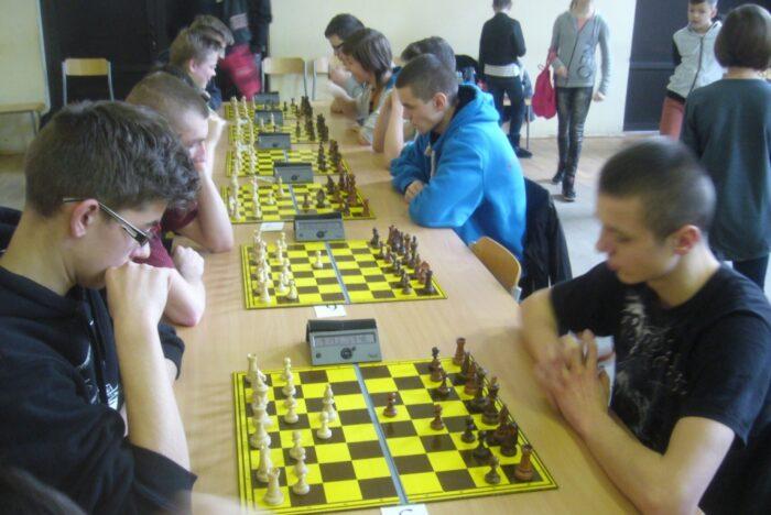 Mistrzostwa Gminy Puszcza Mariańska w szachy.
