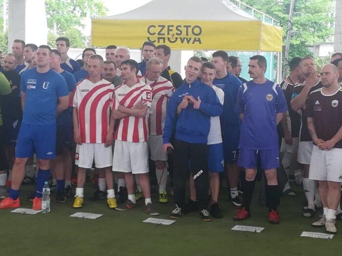 XVII Mistrzostwa Polski w Piłce Ulicznej Bezdomnych I Społeczności Trzeźwościowych
