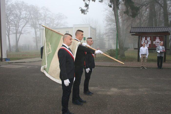 Obchody Narodowego Święta Niepodległości w Zakładzie Poprawczym w Studzieńcu.