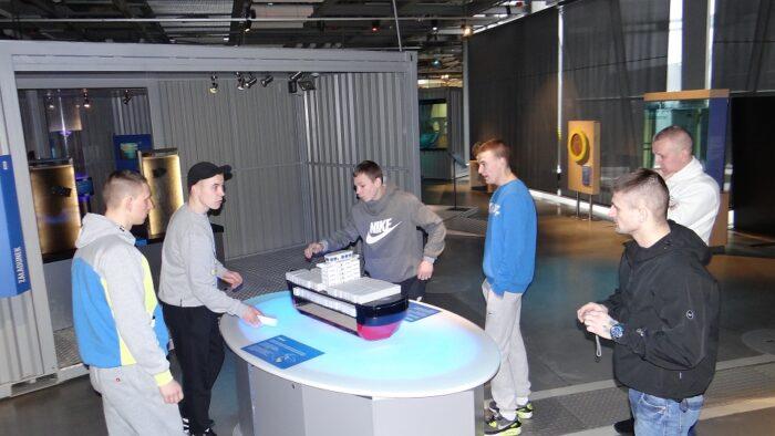 Wycieczka - Centrum Nauki Kopernik
