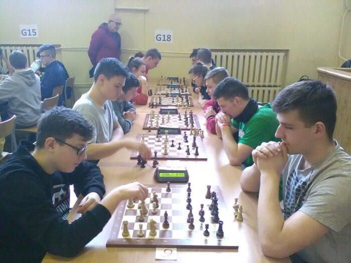 Mistrzostwa Gminy Puszcza Mariańska w szachach aktywnych.