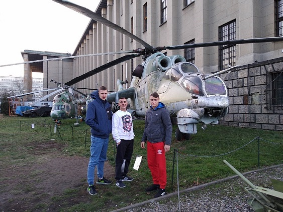 Wycieczka do Muzeum Wojska Polskiego