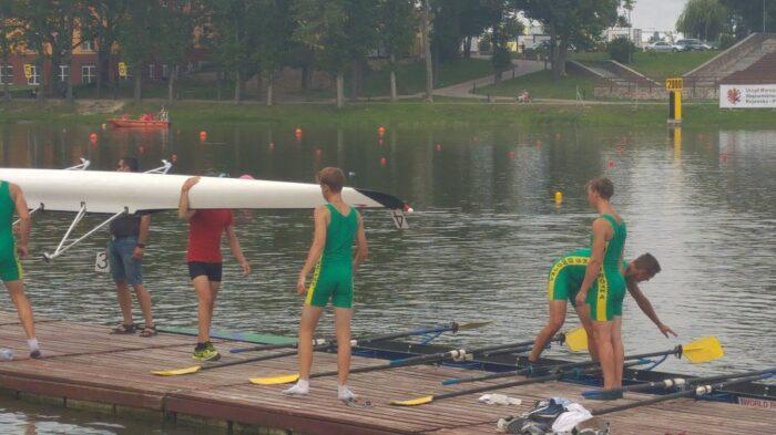 Wioślarskie Mistrzostwa Polski juniorów
