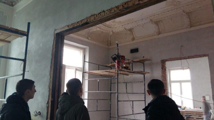 Poznajemy tajniki remontu zabytkowych wnętrz