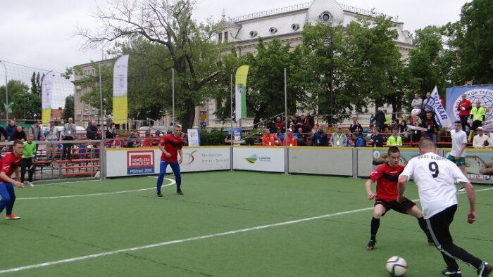 XV Mistrzostwa Polski ludzi bezdomnych i środowisk trzeźwościowych w piłce nożnej ulicznej