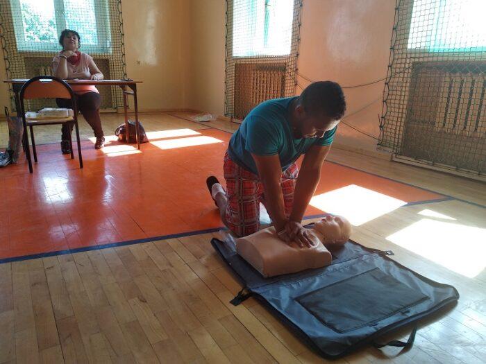 Młody ratownik – pierwsza pomoc przedmedyczna