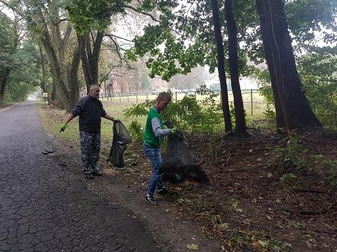 Akcja Sprzątanie Świata - Polska 2018 ''AKCJA – SEGREGACJA''