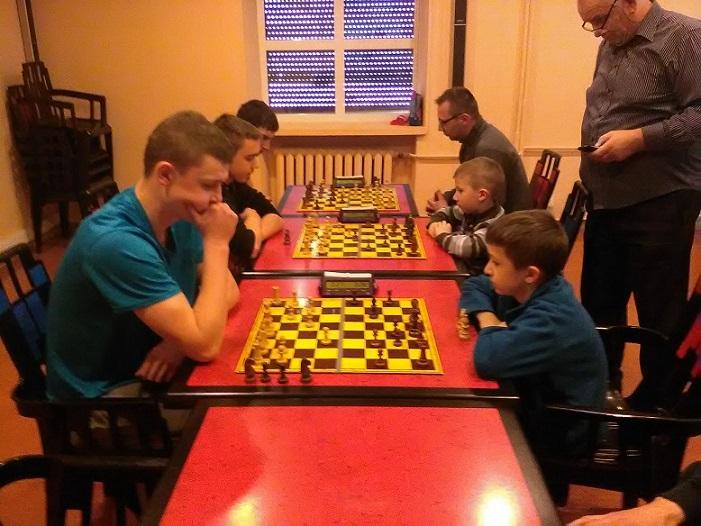 Mecz szachowy