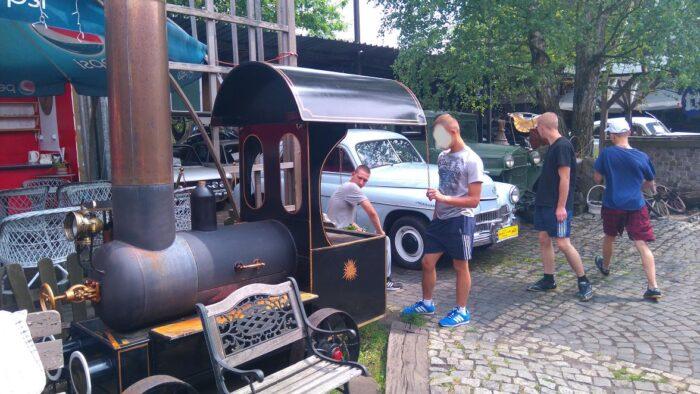Wycieczka do Muzeum Motoryzacji w Otrębusach