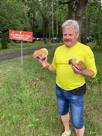 Leśnymi ścieżkami nadleśnictwa Radziwiłłów