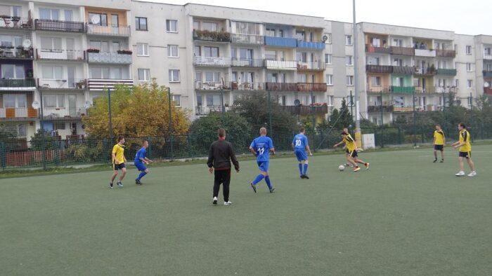 Powiatowe Zawody Piłki Nożnej