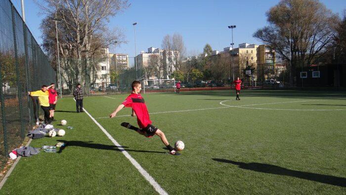 Zawody piłki nożnej - kolejne medale dla Studzieńca!