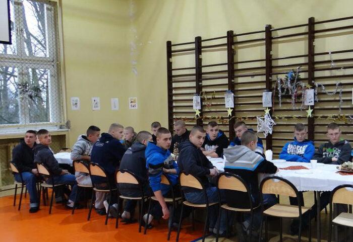 Wigilia szkolna 2014