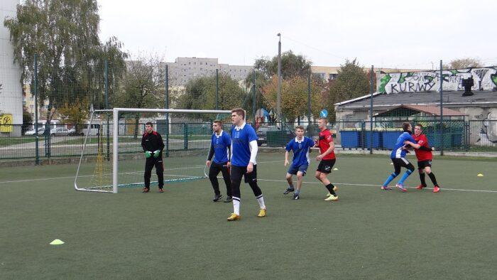 Powiatowe Zawody w Piłce Nożnej w Żyrardowie