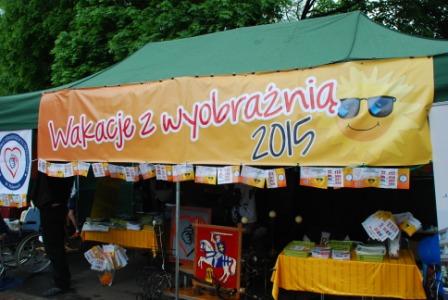 ŚCISZ TO'2015 – Warszawa – Park Praski