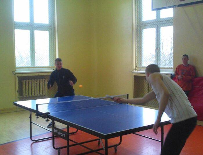 Liga tenisa stołowego