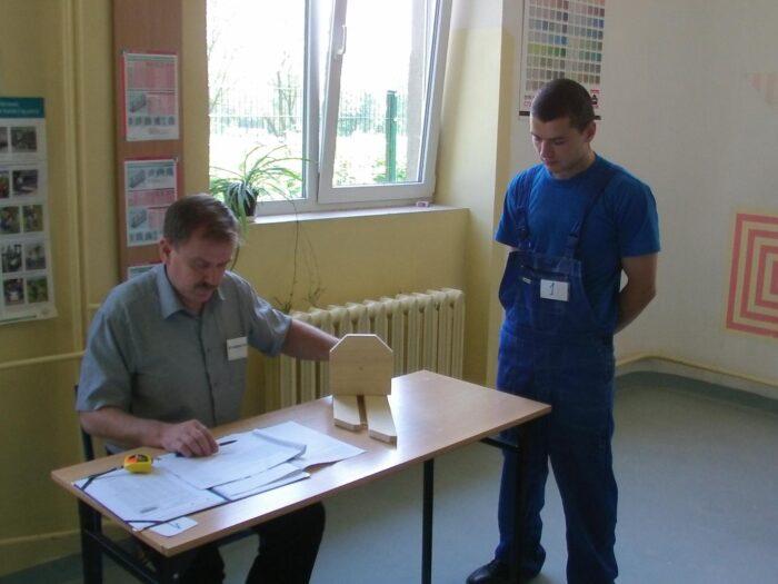 Egzamin praktyczny ZSZ