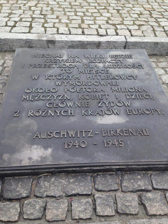Wycieczka do Państwowego Muzeum Auschwitz-Birkenau w Oświęcimiu