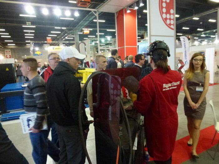 Wycieczka wychowanków na Targi w Kielcach