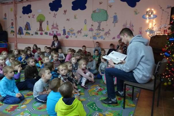 Głośne czytanie – dobra Zabawa