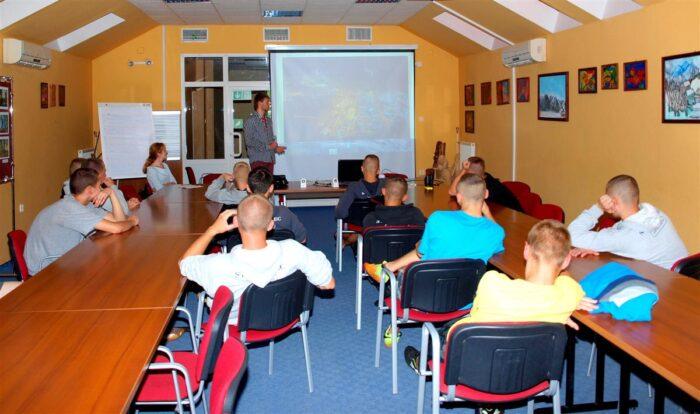 Klub Pracy ze Skierniewic w naszym Zakładzie