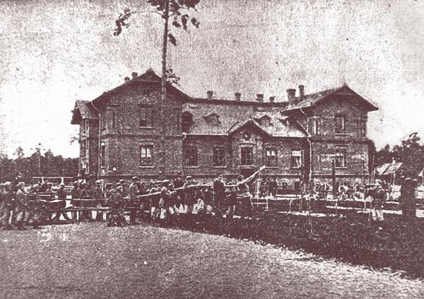 Historia Zakładu Poprawczego w Studzieńcu